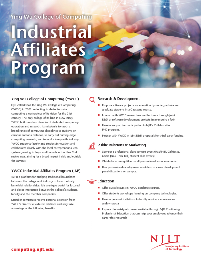 Industrial Affiliates Program